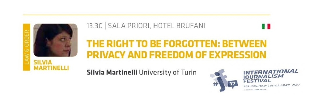 the right to be forgotten ijf