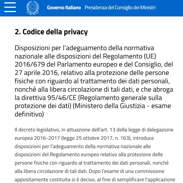 decreto privacy governo.jpg