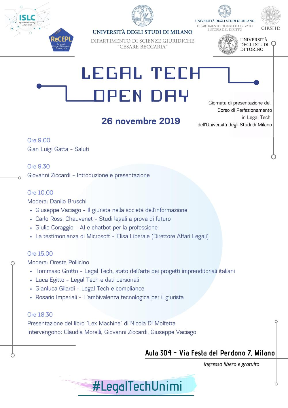 2. Legal Tech Open Day