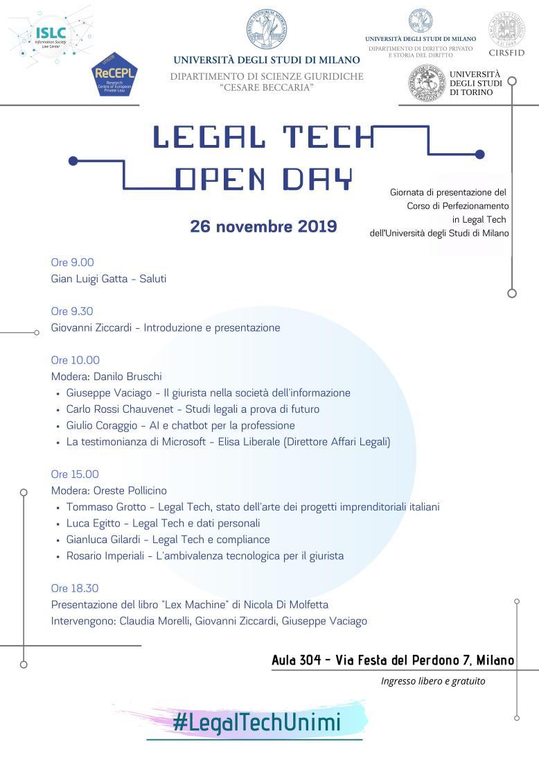2. Legal Tech Open Day